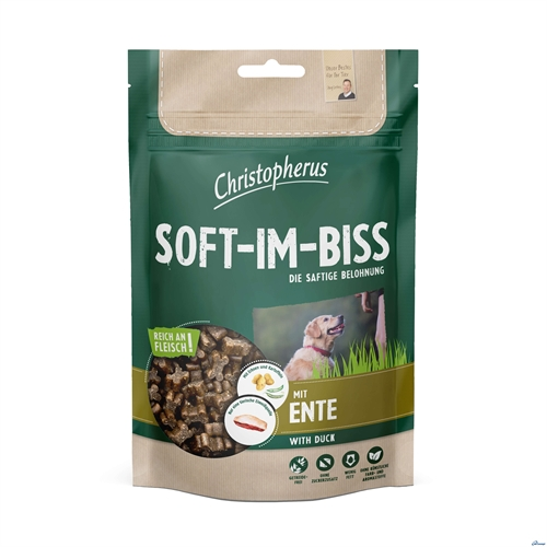 Christopherus Soft-Im-Biss<br> And 125 gr.