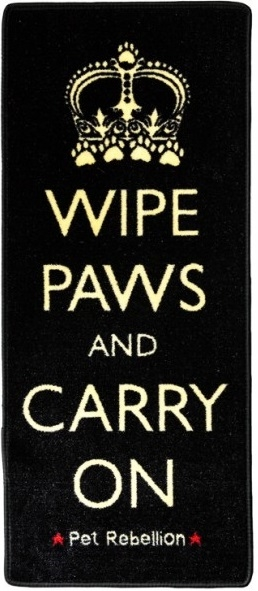 Wipe Paws & Carry On<br>45x100