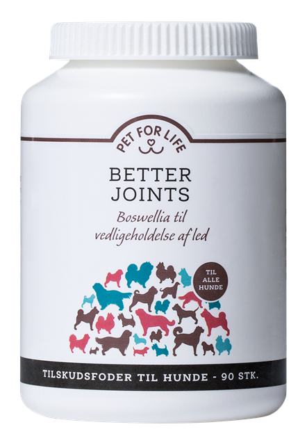 Pet For Life Better Joints 90 stk