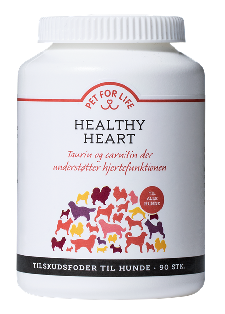 Pet For Life  Healthy Heart 90 stk