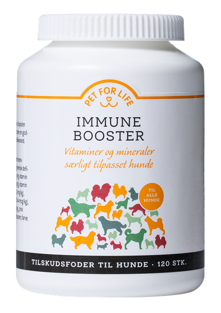 Pet For Life Immune Booster 120 stk